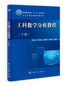 北京市精品课程配套教材:工科数学分析教程(下册)