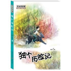 中国孩子阅读计划名家原创:独个历险记
