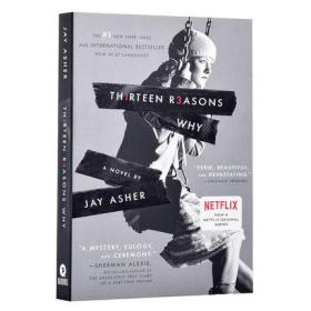 汉娜的遗言 十三个理由 十三个原因 英文原版小说 Thirteen Reasons Why Razorbill Asher 英文版 英文原版书