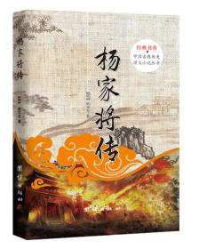 中国古典历史演义小说丛书杨家将传