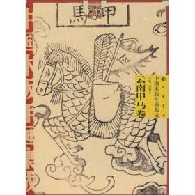 中国木版年画集成:云南甲马卷