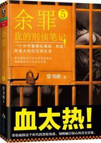 长篇小说--余罪:我的刑侦笔记·5 16年_9787544364485