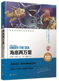 新课标经典文学名著金库:海底两万里
