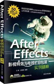 After Effects影视特效与电视栏目包装实例精粹