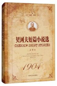 契诃夫短篇小说选(全译本 异国文学经典名家名译)