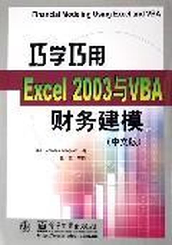 巧学巧用 Excel 2003 与 VBA 财务建模(中文版)
