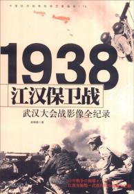 中国抗日战争战场全景画卷 1938江汉保卫战:武汉大会战影像全纪录
