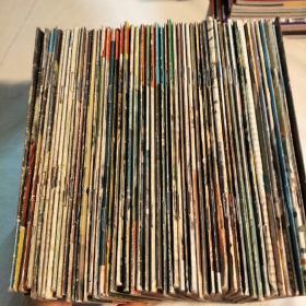 1978年电影介绍4册+(1979-1985)年电影故事不重复49册 共53册合售。赠送一册半月谈和支部生活 。书口自然黄。封面微污渍。