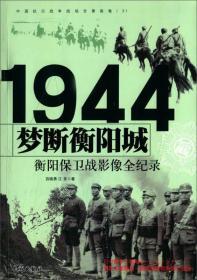 中国抗日战争战场全景画卷1944梦断衡阳城