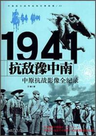 中国抗日战争战场全景画卷1941抗战豫中南