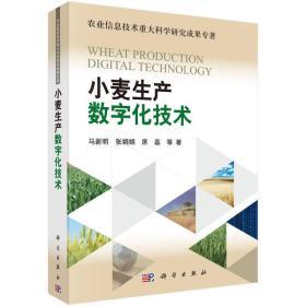小麦生产数字化技术