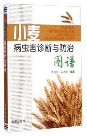 小麦病虫害诊断与防治图谱