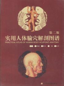 实用人体腧穴解剖图谱(第2版)