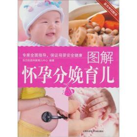 图解怀孕分娩育儿(全彩版)