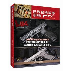 世界名枪荟萃:手枪