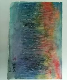 水彩画习作1
