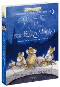 长青藤国际大奖小说书系:教堂老鼠的大冒险(纽伯瑞金奖得主与凯迪克奖得主联袂力作)