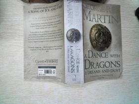 GEORGE R.R MARTIN A DANCE WITH DRAGONS