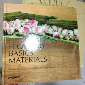 FLORISTRY,BASICS,MATERIALS