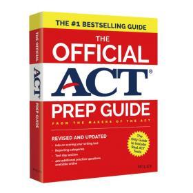新东方ACT考试官方指南(英文版)