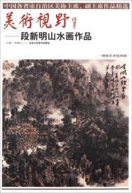 美术视野:段新明山水画作品