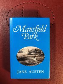 Mansfield Park-Jane Austen (曼斯菲尔德庄园-简·奥斯汀)