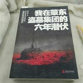 我在蒙东盗墓集团的六年潜伏 以真实事件为蓝本的盗墓集团调查 2010年一版一印凤凰出版社