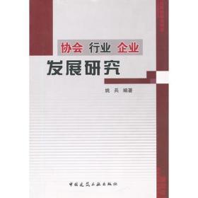 协会行业企业发展研究