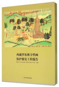 西藏罗布林卡壁画保护修复工程报告