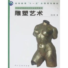 中国高等院校美术专业系列教材:雕塑艺术