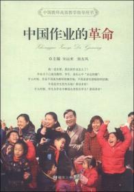 中国教师高效教学指导用书:中国作业的革命