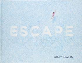 英文原版 Escape 逃离 逃脱 度假 风景摄影集