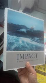 IMPACT-  50 YEARS OF DNV Research and Innovation 挪威船级社 (英文正版 全彩 16开精装本)