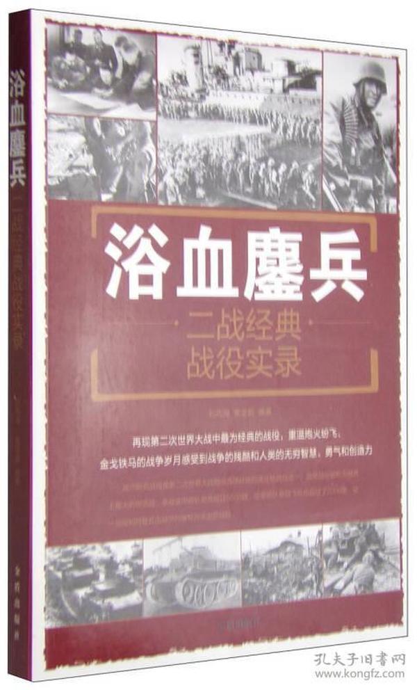 浴血鏖兵-二战经典战役实录