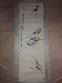 书法家石岩-笔名藏真国画作品