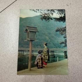 老照片---日本美女彩照 见图
