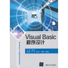 Visual Basic程序设计(高等院校人文素质教育课程规划教材)