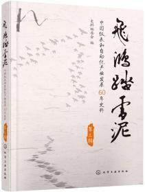 飞鸿踏雪泥:中国仪表和自动化产业发展60年史料(第三辑)