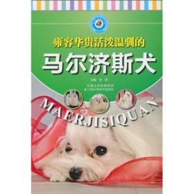 雍容华贵活泼温训的:马尔济斯犬 关键  江苏科学技术出版社