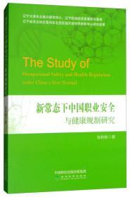 新常态下中国职业安全与健康规制研究