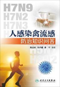 人感染禽流感防治知识问答