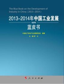 2013-2014年中国工业发展蓝皮书(2013-2014年中国工业和信息化发展系列蓝皮书)