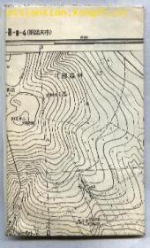 斯诺夫市地图【1953年】
