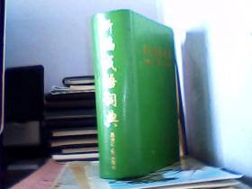 新编成语词典