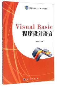 *Visual Basic程序设计语言
