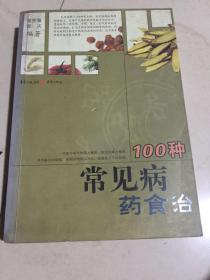 100种常见病药食治