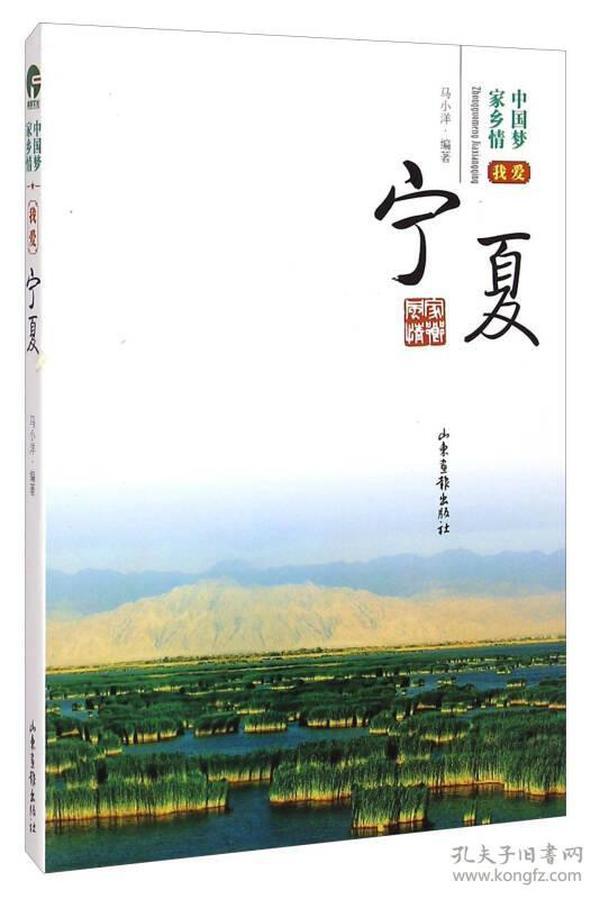 中国梦家乡情:我爱宁夏(17核心书目)