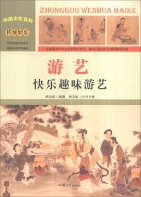 中国文化百科-游艺:快乐趣味游艺(彩图版)/新