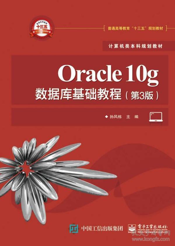 Oracle10g数据库基础教程(第3版)