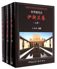 世界建筑史:伊斯兰卷(上中下)